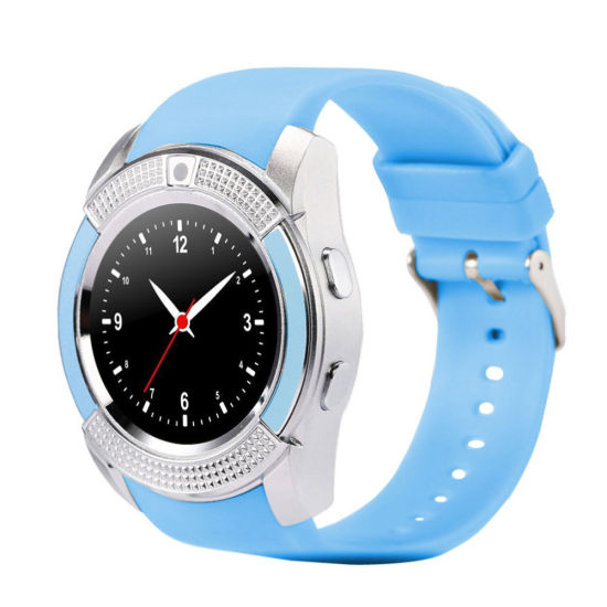 2019 Best Selling Android Smart Watch V8 SIM Card Android Smartwatch