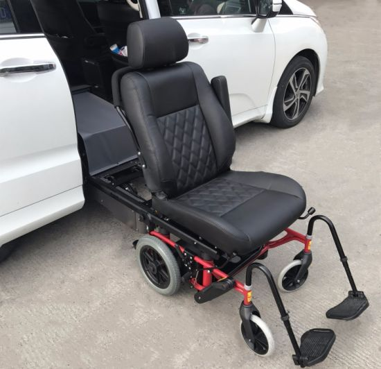 ISO Turning Car Seat And Handicapped