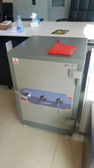 New Model Fire Proor Safe Box (SA-K3-620SS) pictures & photos