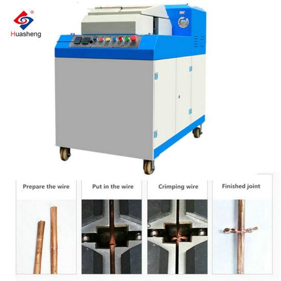 Cold Pressure Hydraulic Cable Copper Wire Drawing Machine