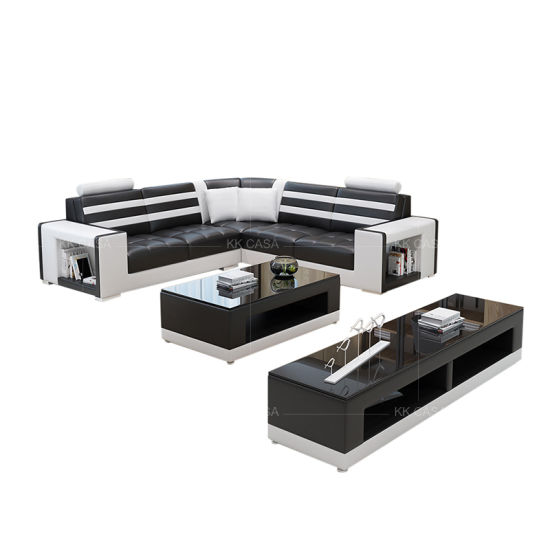 China European Sectional U Shaped Sofa