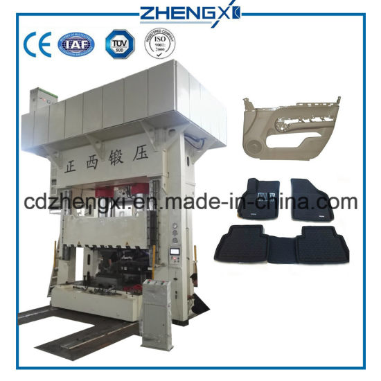 700t H-Frame Car Interior Decoration Hydraulic Press Machine pictures & photos