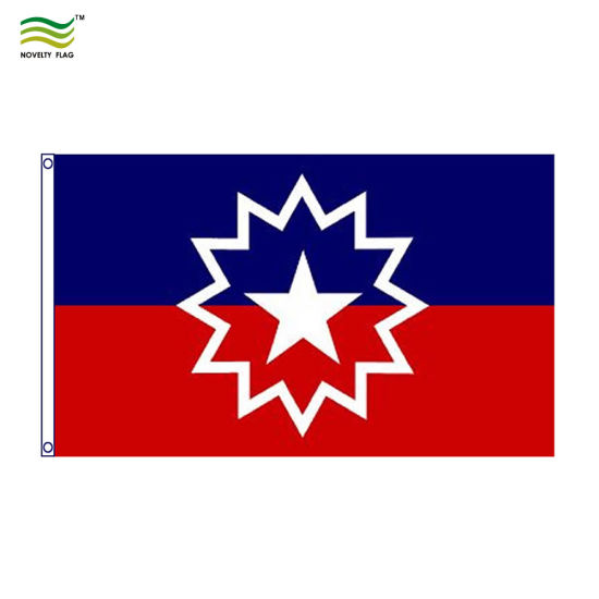 3′ X 5′ Fast Delivery Wholesale Price Polyester America Juneteenth Flag pictures & photos