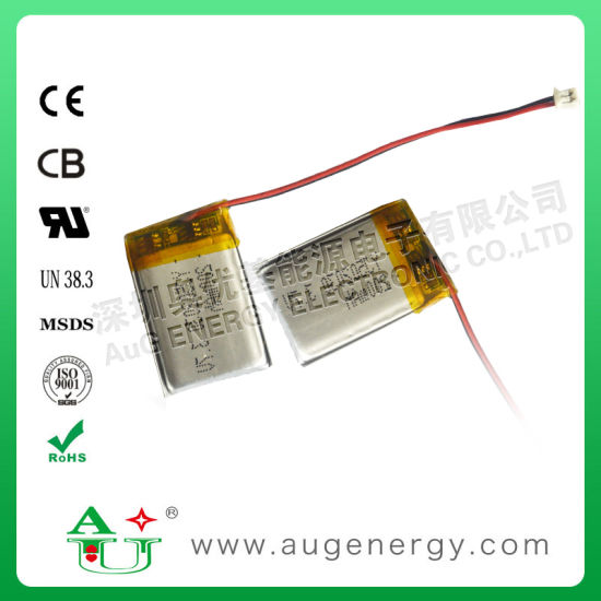 3.7V 200mAh Li-Polymer Battery Cell Ultra Thin Rechargeable Lithium Polymer Battery