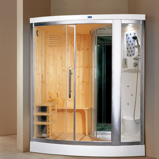 American Style Commercial Use Home Steam Sauna Shower