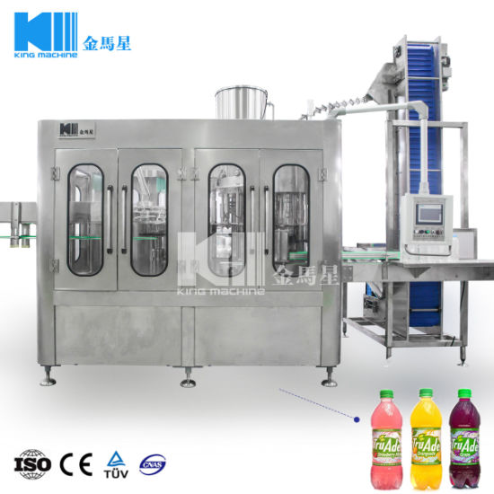 Fruit Juice Processing Plant Price /Flavored Water Filling Machine Production Line, Mango Juicer Machine pictures & photos