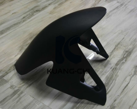 China Carbon Fiber Front Fender For Ducati Panigale V4 2018 China