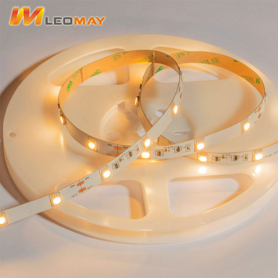 IP33 non-waterproof constant current epistar 2835 Flexible LED Strip Light