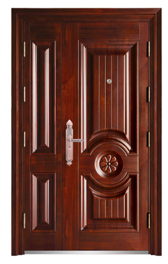 Best Pricesteel Security Door One And Half Door China Steel Door Iron Sheet Gate Design China Doors Security Door