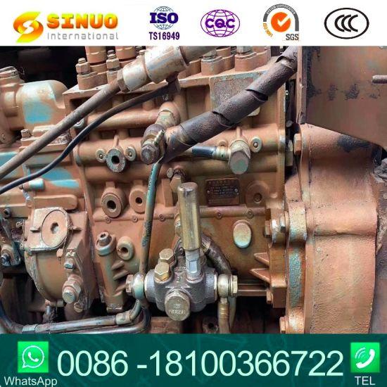 Used Sinotruk Engines 371/420 D12 Gear Box 10/12 HOWO Truck Parts Engine Parts Gearbox Parts Used Engines for HOWO Tipper Trucks Tractor Truck