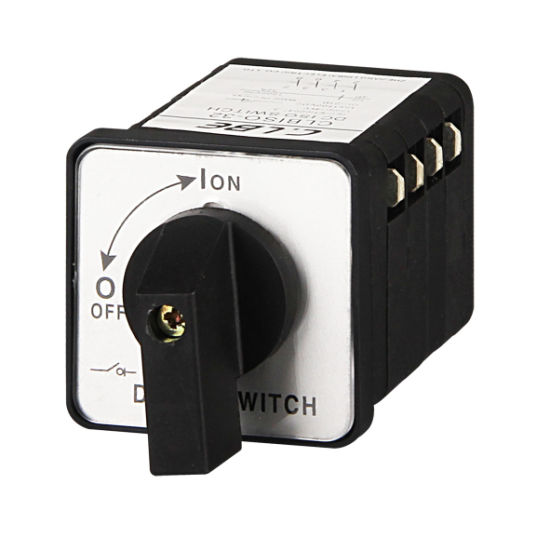 DC Isolator Switch for Inverter or Combiner Box
