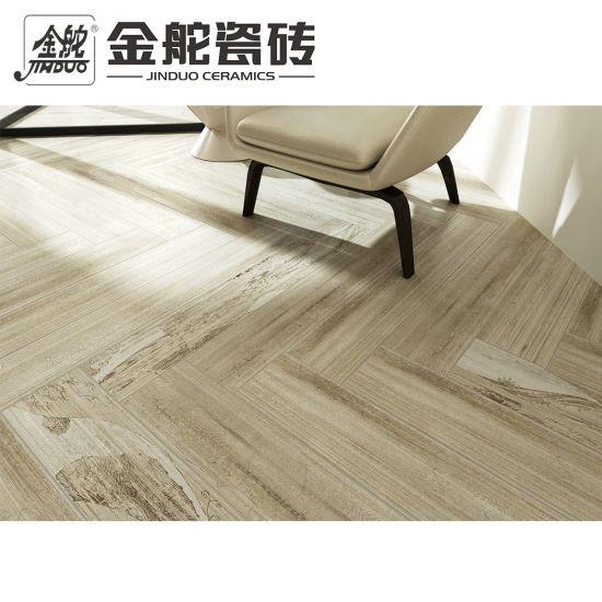 Foshan Tile Factory Herringbone Wood Look Light Grey Floor Tile For Home Decoration China Wall Tile Porcelain Tile Made In China Com