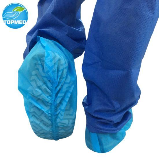 Disposable Non Woven Shoe Cover Nonwoven Shoe Cover