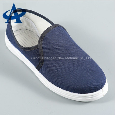 Wholesale Antistatic Leather ESD Safety Cleanroom Shoes for Industry