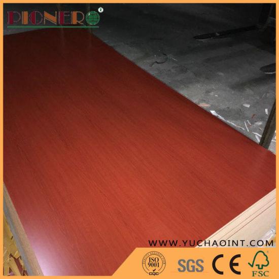 Melamine MDF for Furniture and Decoration
