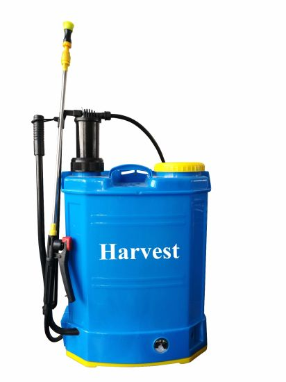 18L Agricultural Backpack 2 in 1 Hand and Battery Sprayer (HT-BH18C) pictures & photos