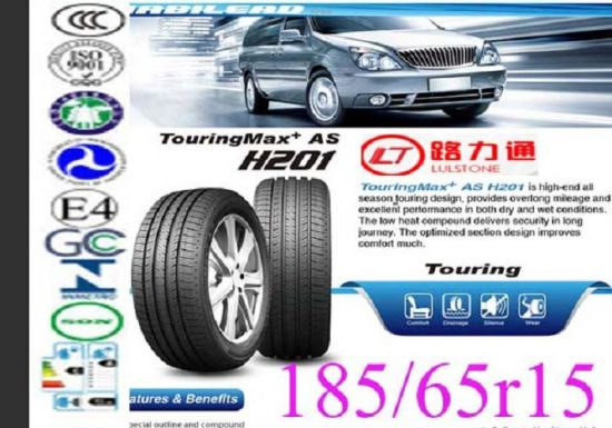 Passernger Car Tyre Auto, Motorcycle Parts PCR Tire (185/65r15) pictures & photos