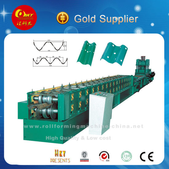 Highway Guardrail Board Roll Forming Machine China Supplier pictures & photos