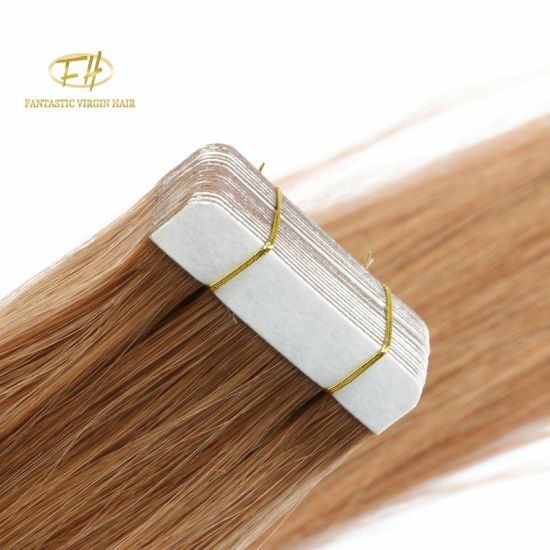 100% Brazilian/Indian Virgin/Remy Human Hair Weft with Cuticle Aligned pictures & photos
