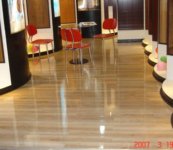 China Super Scratching Resistance Wooden Floor Coatings M8700
