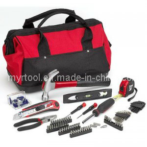 Hot Selling-79 PC Tool Set with Tool Bag pictures & photos