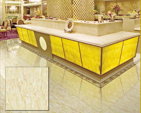 China 60X60 Beige Stone Look Porcelain Floor Tile (D8016) - China ...