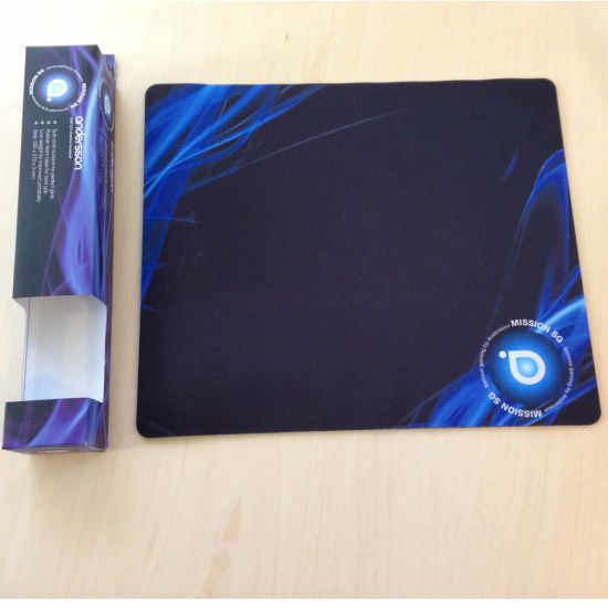 Computer Gaming Mouse Pad, Rubber Mouse Pad