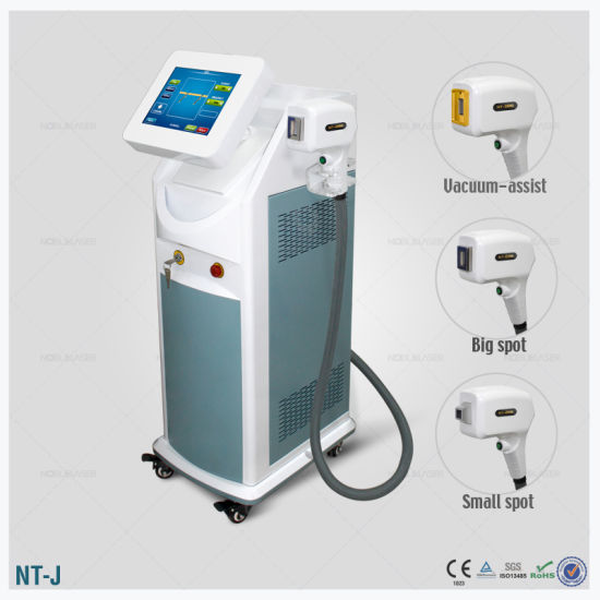 China Professional Permanent Hair Removal Machine 808nm Diode