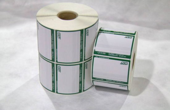 Customized Adhesive Stricker & Label (UL Certification)