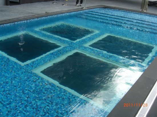 Acrylic Swimming Pool Clear For Life Aquarium