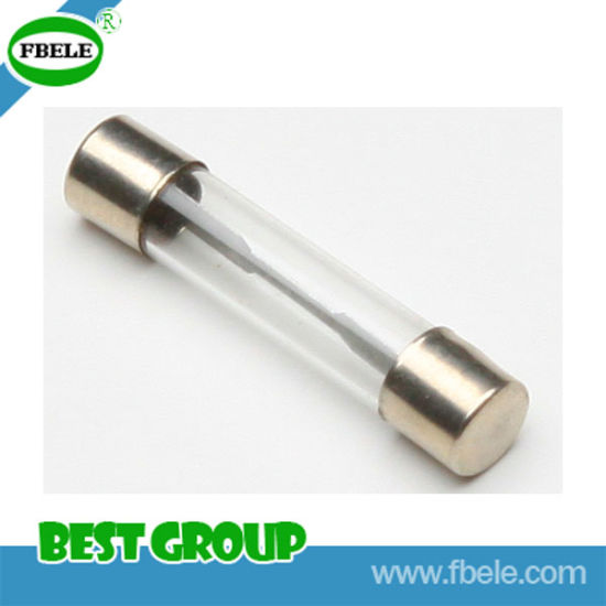 Low Tension Glass Tube Fuse