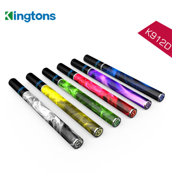 Colorful Disposable E Cigarette Shisha Hookah Pen