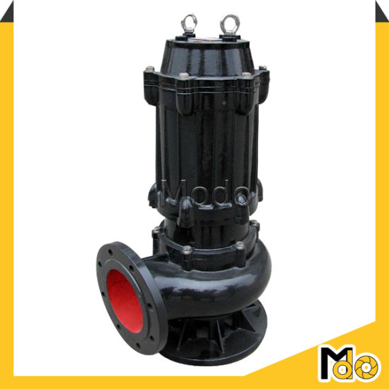 Float Switch Submersible Immersion Sewage Sludge Pump pictures & photos