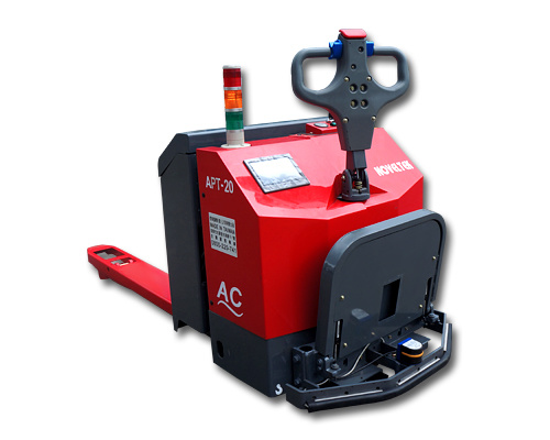 Apt-20/25/30 AC & Agv Advanced Powered Pallet Truck (AC System) (2.0 Tons/ 2.5 Tons/3 Tons)
