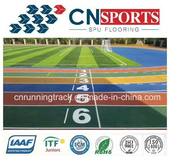 EPDM Rubber Sheet Flooring for Running Track