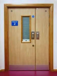 BS 476: Part 22 Britain Standard Wooden Fire Door with Bm Trada Certified