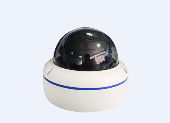 HD Vandalproof Analog Security 1MP IR 720p Ahd Dome Camera