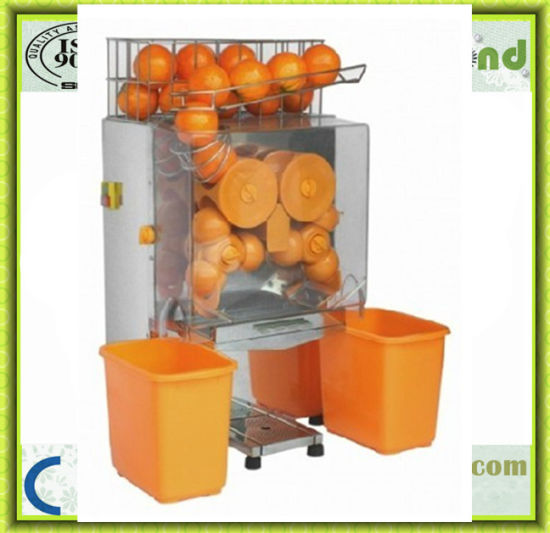 Orange Juice Machine for Commercial Use pictures & photos