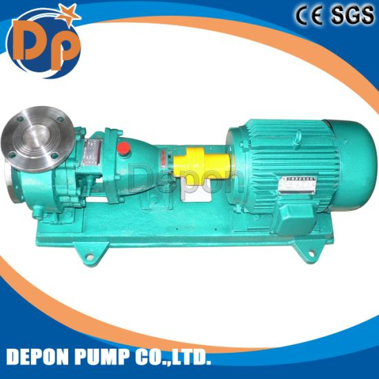 Horizontal Chemical Process Pipeline Inline Centrifugal Water Pump pictures & photos