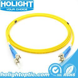 Du St to St Fiber Optic Patch Cord