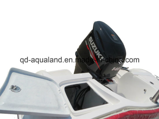 Aqualand 17feet 5.2m Fiberglass Fishing Boat/Bowrider/Speed Motor Boat (170) pictures & photos