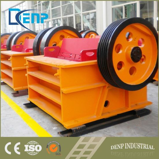 High Quality Stone Crushing Jaw Crusher pictures & photos