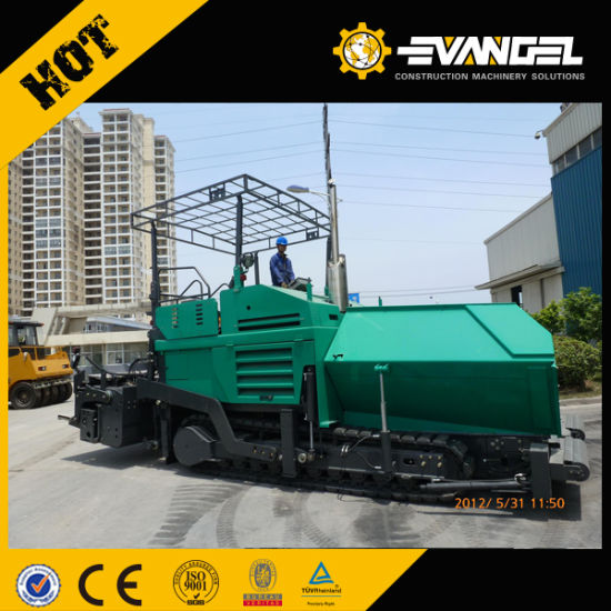 China Road Construction Machine Asphalt Concrete Paver (RP601L/701L