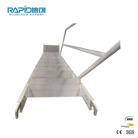 Ringlock Wholesale Used Metal Steel Aluminum Scaffolding Stair