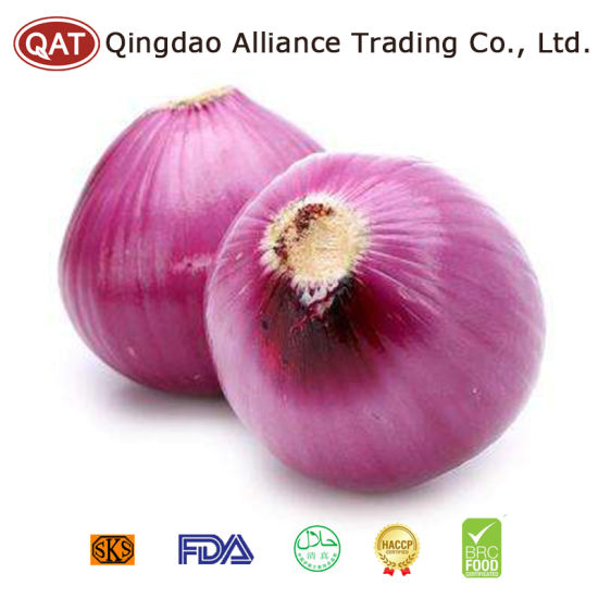 New Crop Peeled Purple Onion