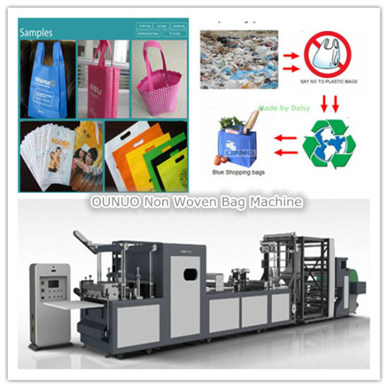 Automatic Non Woven Bag Making Machine (ONL-XA700-800) pictures & photos