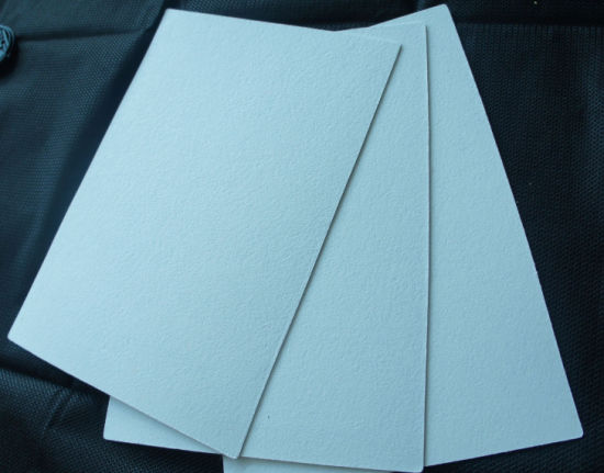 0.9mm Nonwoven Chemical Sheet Toe Puff and Counter Material