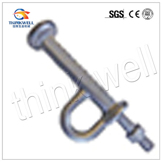 Electric Power Pole Line Fitting Transmission Step Bolt pictures & photos