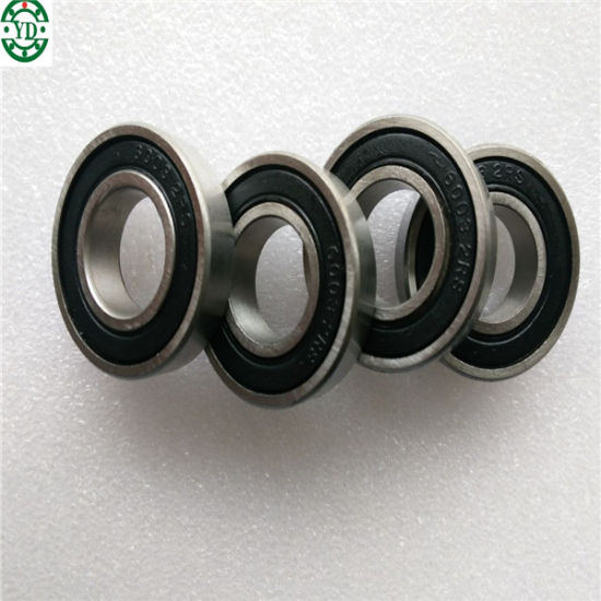 Zv4p4 Zv3p5 Zv2p6 Sealed Ball Bearing SKF 6203-2z 6203zz 6203RS 6203-2RS pictures & photos