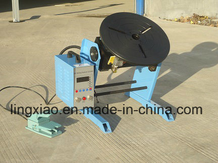 CNC Series Welding Rotatory Table CNC200 for Circular Welding pictures & photos